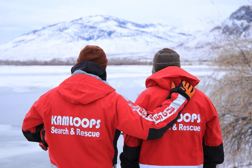 Fall Recruitment Drive Underway for Kamloops Search and Rescue