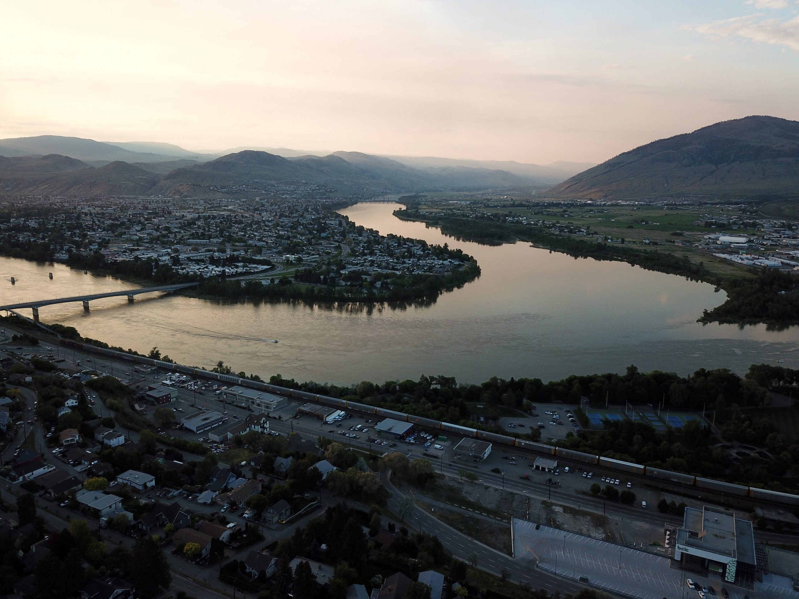 City of Kamloops Still Looking at Another Bridge Crossing the Thompson River