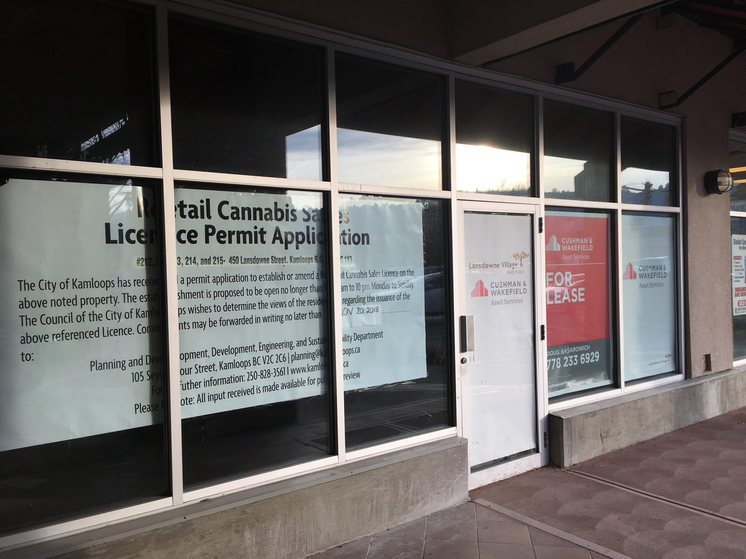 Two more government pot shop applications coming to Kamloops council