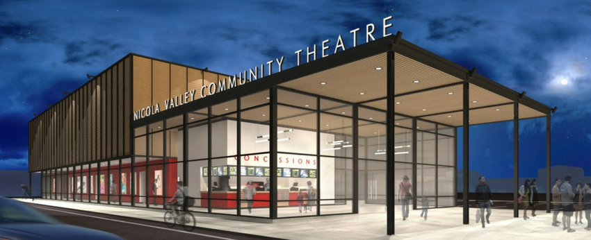Nicola Valley Community Theatre Project in Merritt Coming Together
