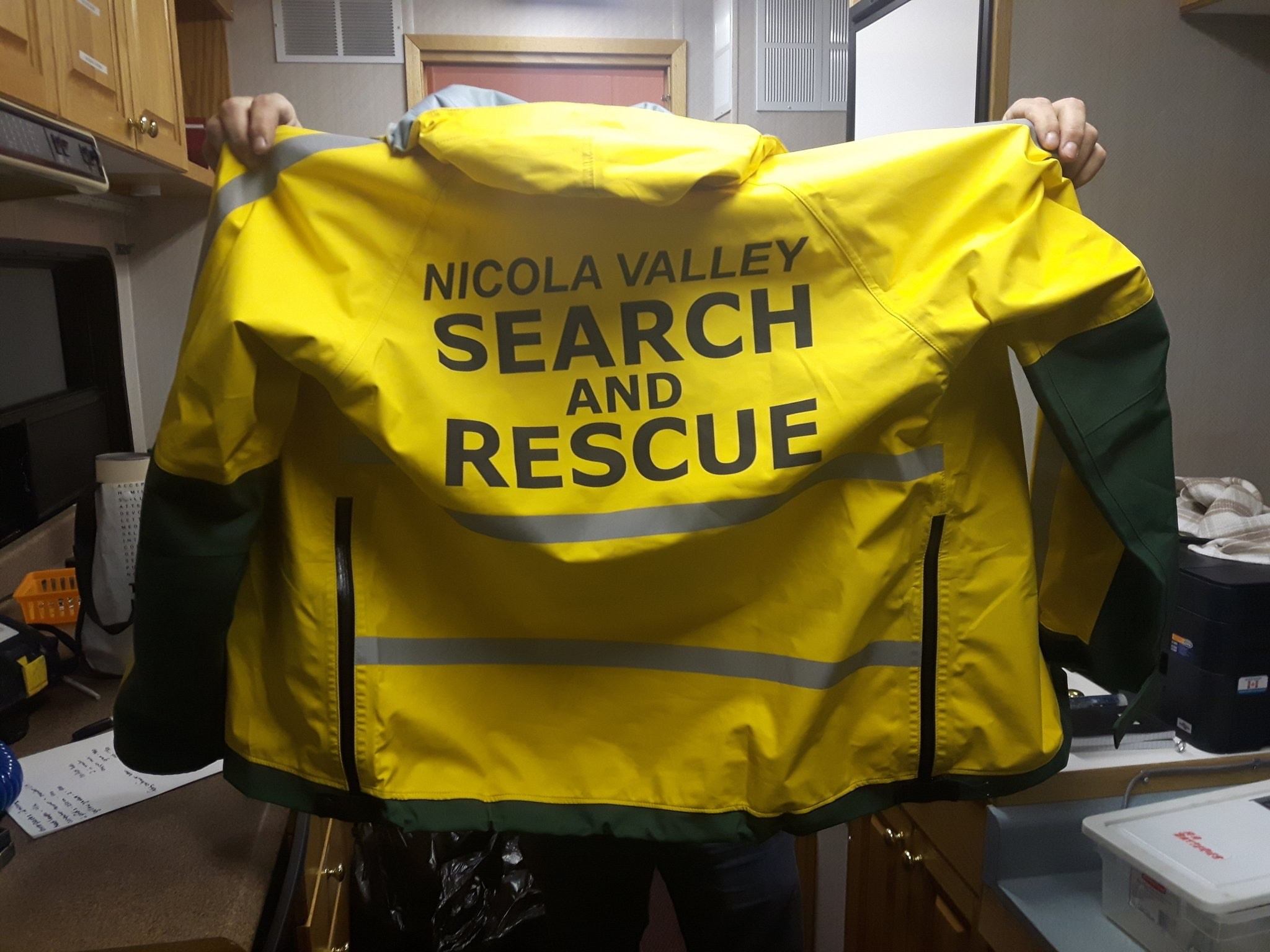 Nicola Valley search team out thousands of dollars after two break-ins
