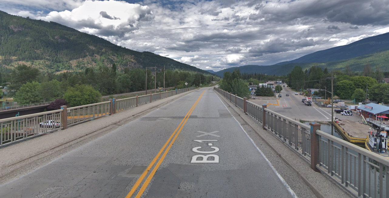 R.W. Bruhn Bridge to be Replaced in Sicamous