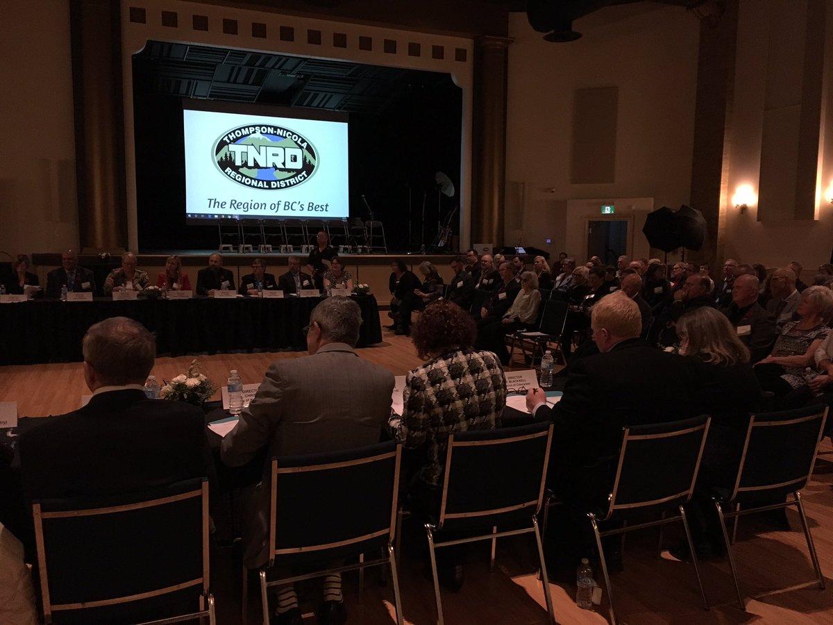 Ken Gillis acclaimed as new TNRD board chair