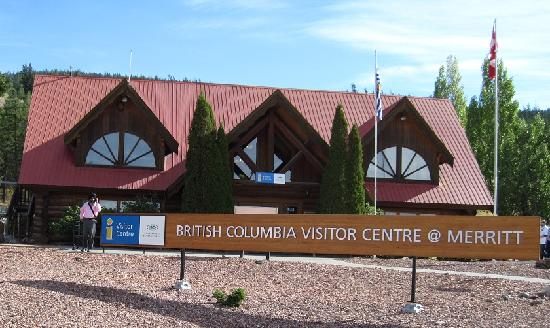 Downtown Merritt benefiting from closure of rest stop off of Coquihalla