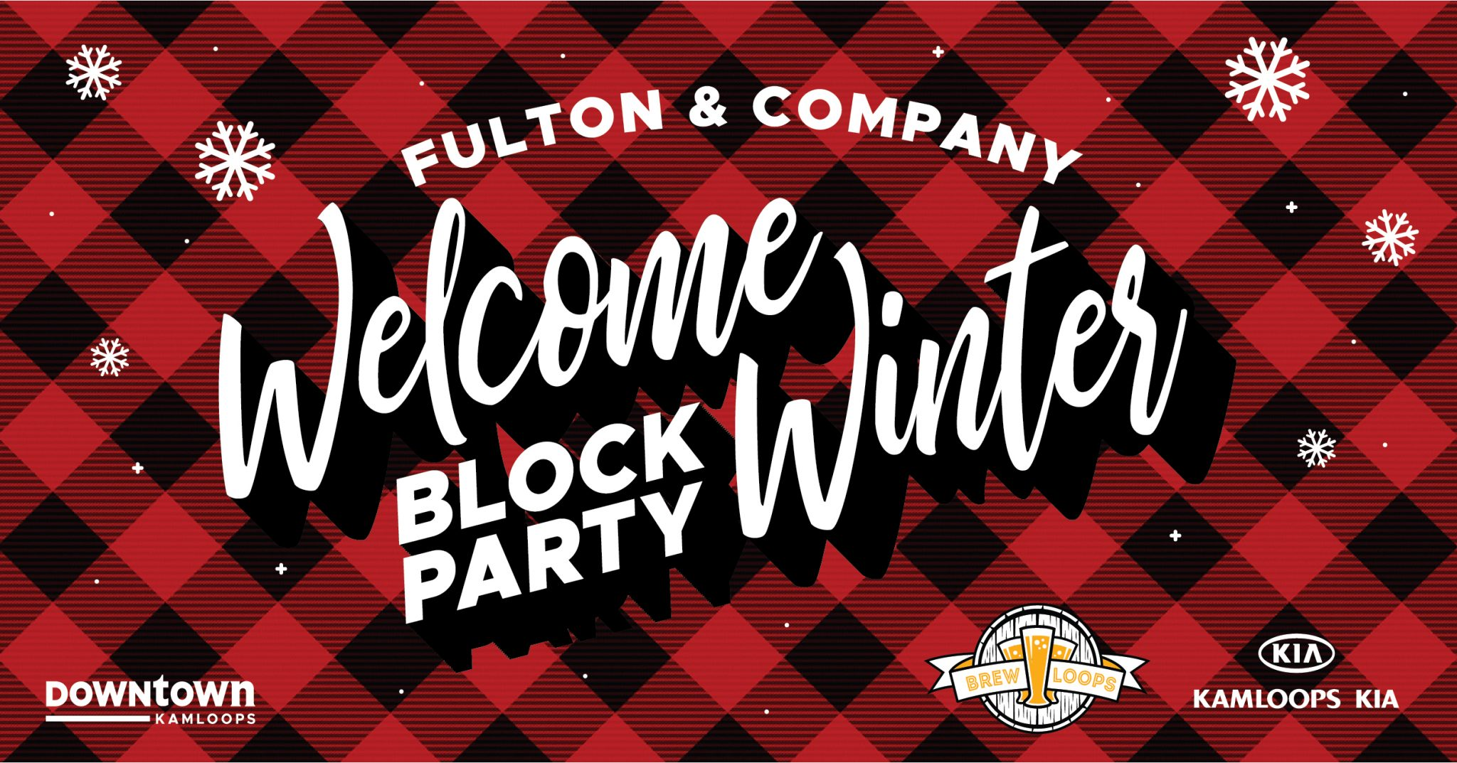 KCBIA Hosting Winter Block Party this Saturday in Downtown Kamloops