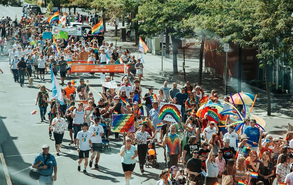 Kamloops Pride Parade 2020 Called Off Due To Covid 19 Events Moving Online Radio Nl Kamloops News