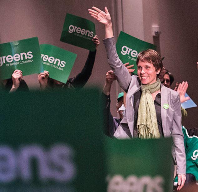 Sonia Furstenau Named New Bc Green Party Leader Radio Nl Kamloops News