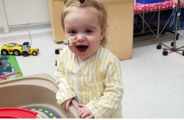 Parents facing hard times after daughter's liver transplant leaves them unable to work