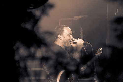 "Dave Matthews Band ""Samurai Cop"""