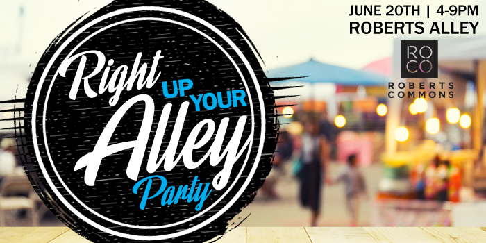 Feature: http://www.thecity945.com/syn/1491/5308/right-up-your-alley-party