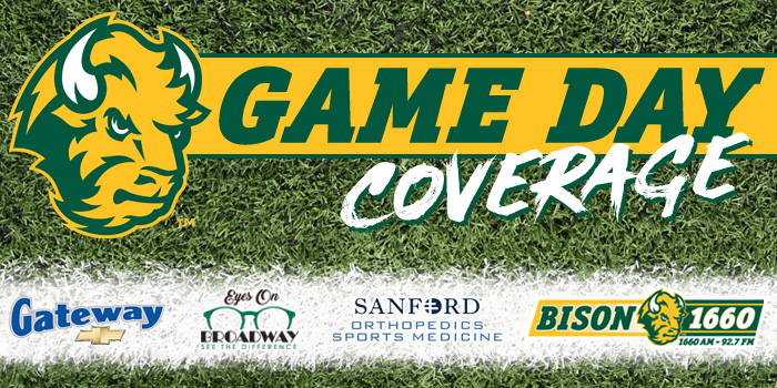 Bison Are Ready For Thanksgiving >> Game Day Coverage Bison 1660 Am