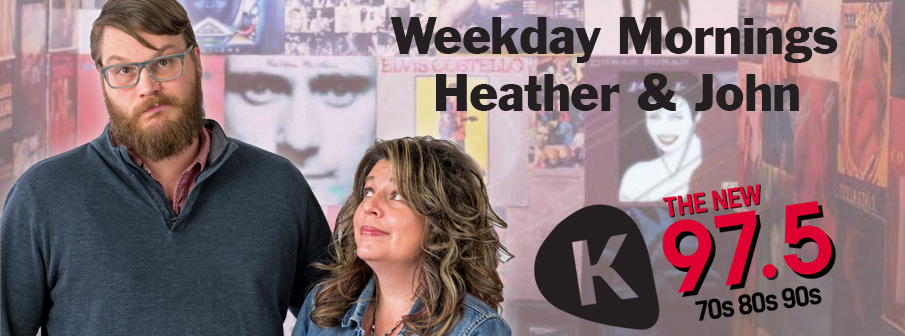 K Mornings with Heather & John
