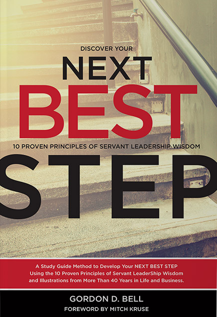 """Gordon Bell - """"Discover Your Next Best Step"""""""