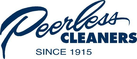 Peerless Cleaners logo