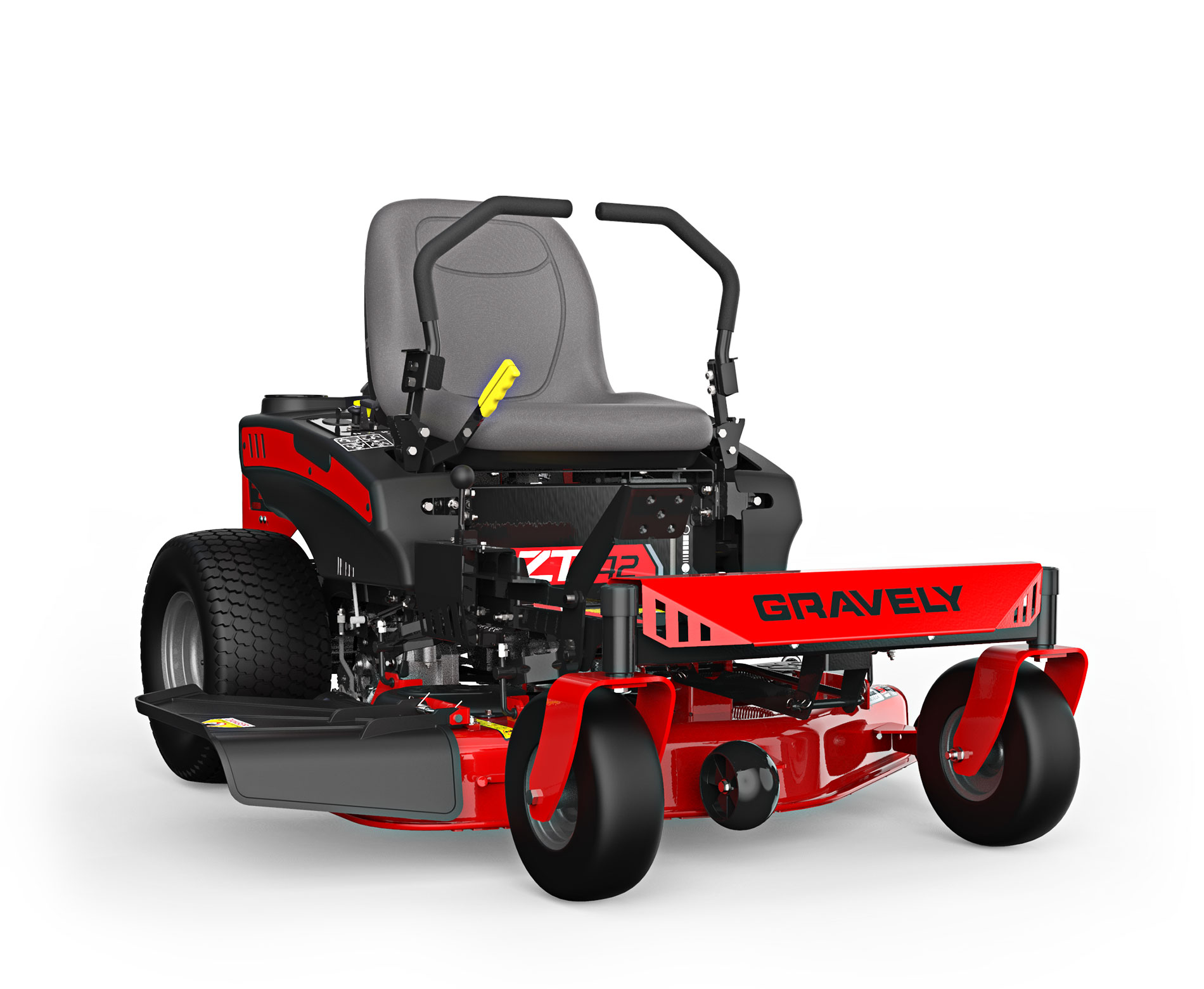 How a Gravely Mower can Help Save Time