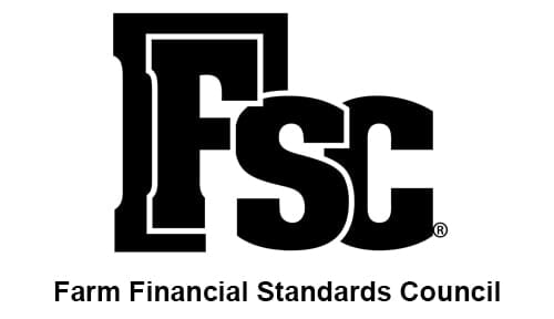 Update from the Farm Financial Standards Council