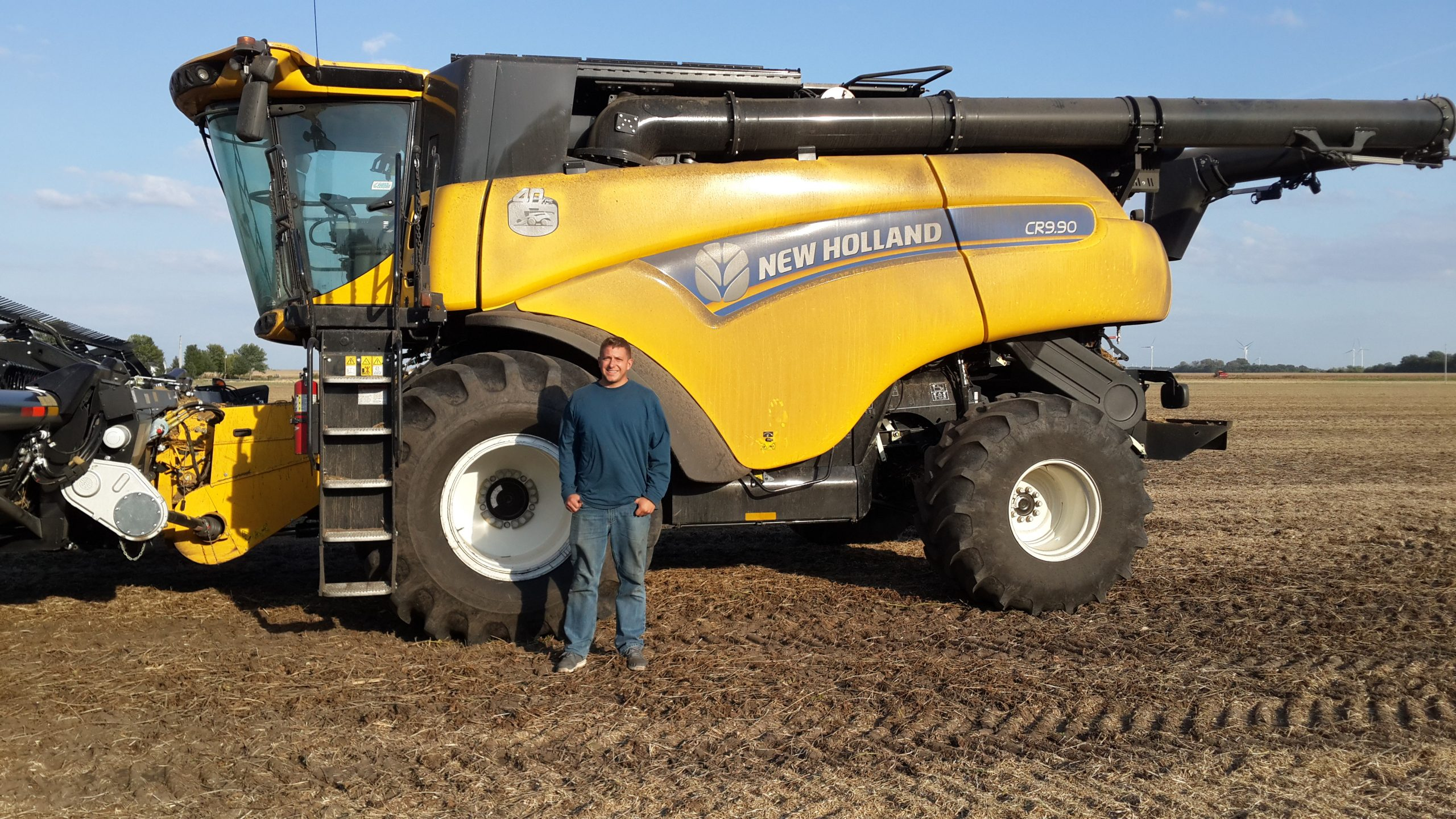 Harvest Report - Flatville, IL