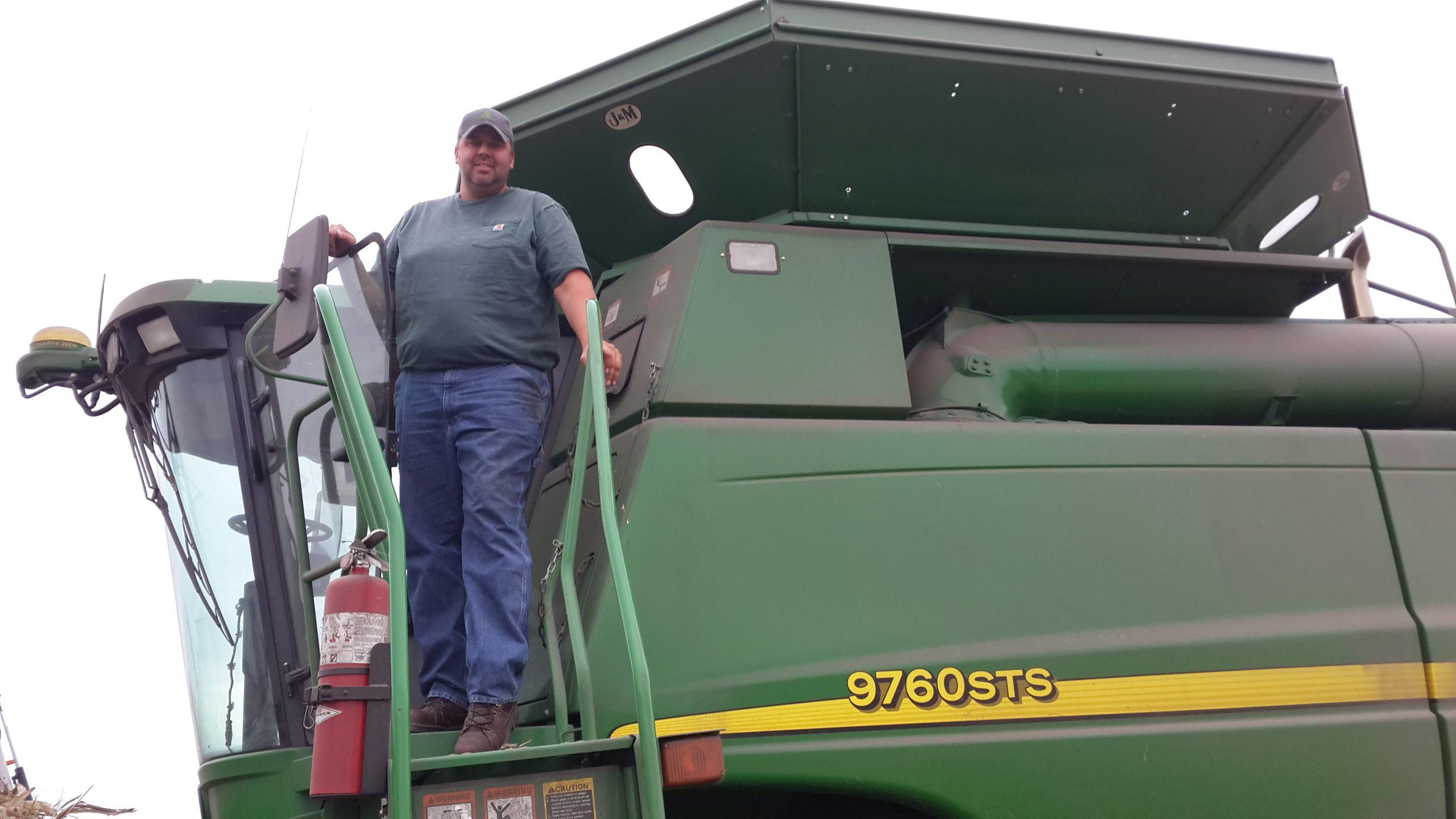 Harvest Report - St. Joseph, IL