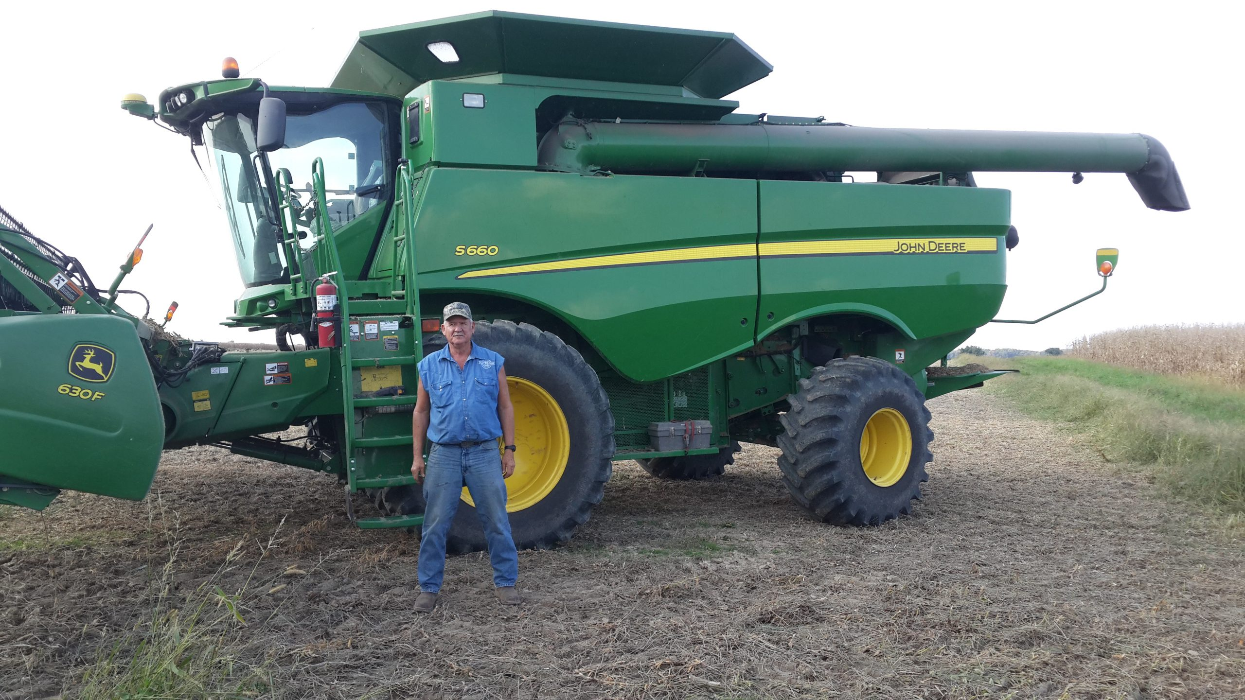 Harvest Report - Georgetown, IL