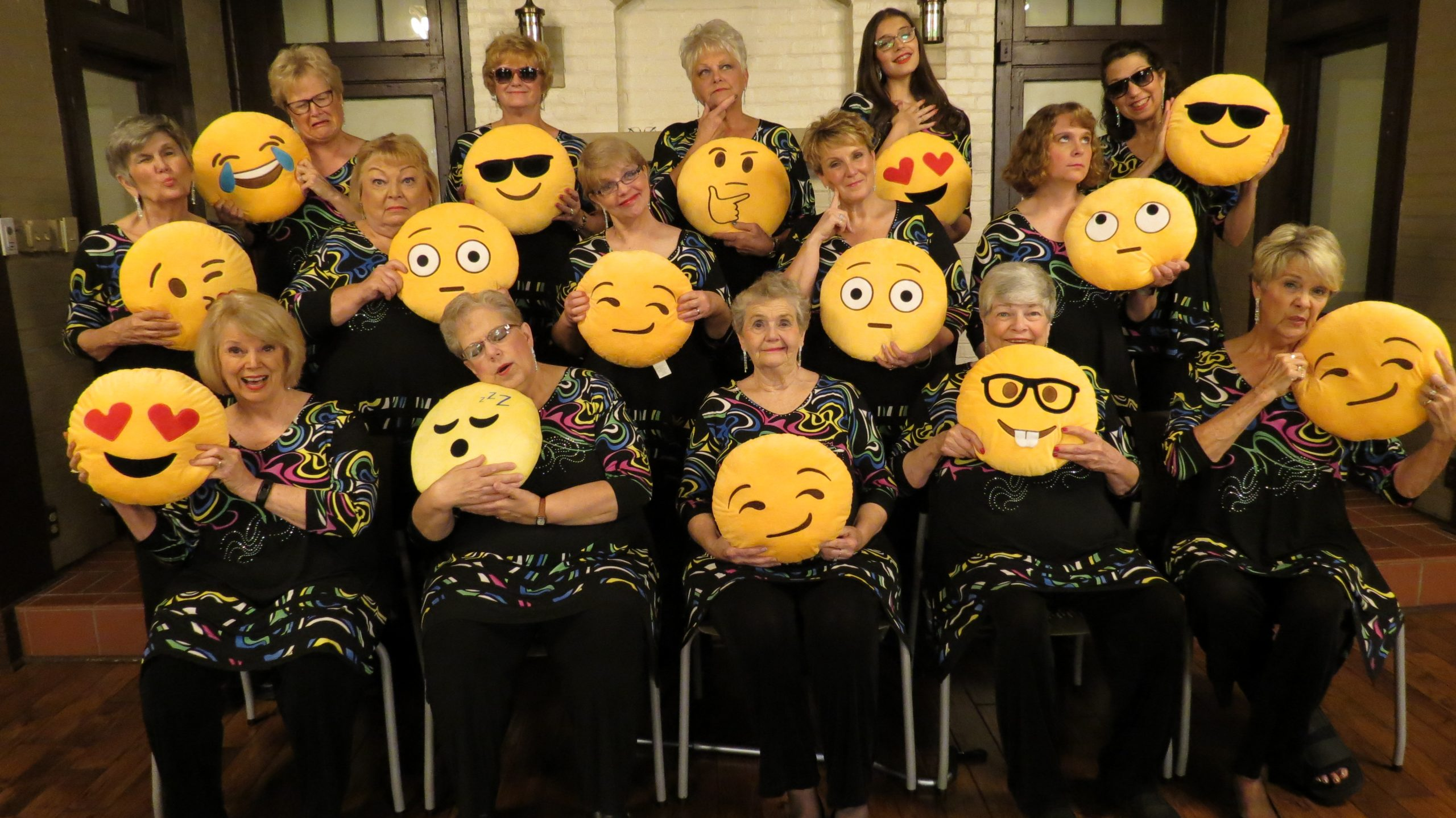 The Good, The Bad, and The Emoji! - Danville Sweet Adelines