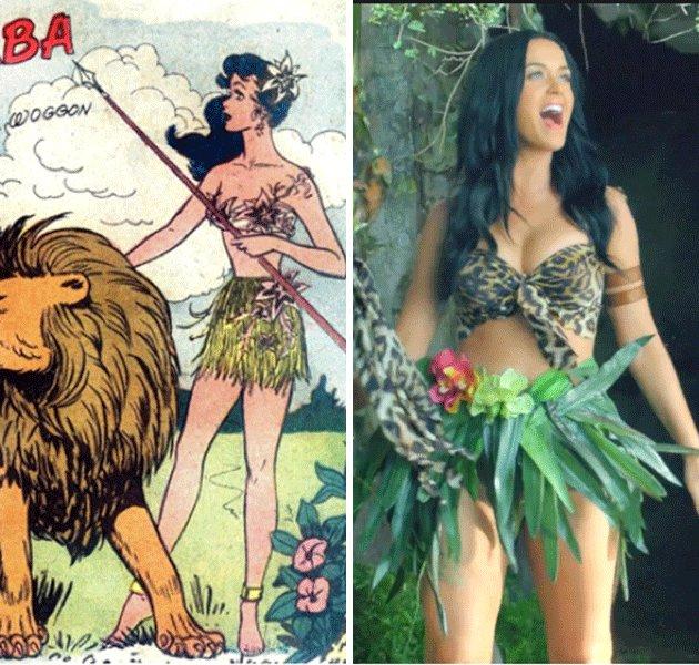 Katy Perry's Persona Based on a Comic?!