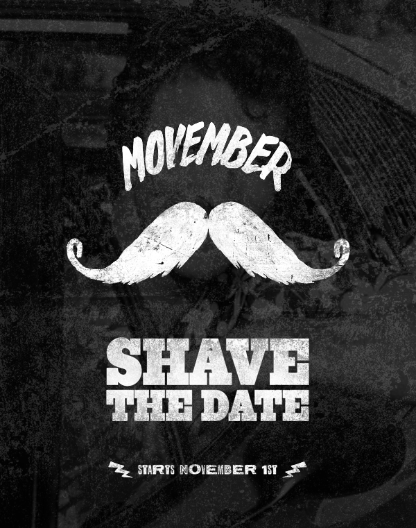 """How To Prepare For """"Movember"""""""