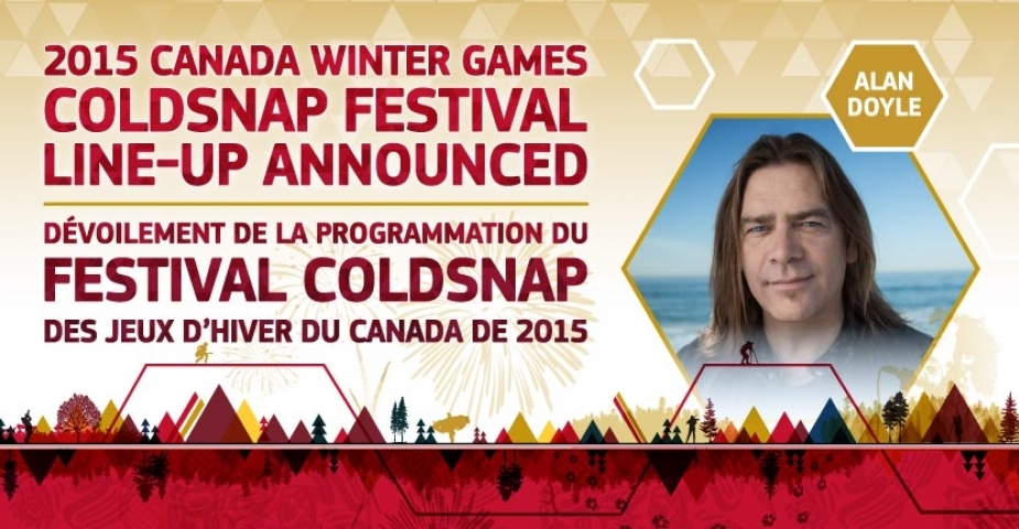 2015 Canada Winter Games Coldsnap Festival  - Schedule