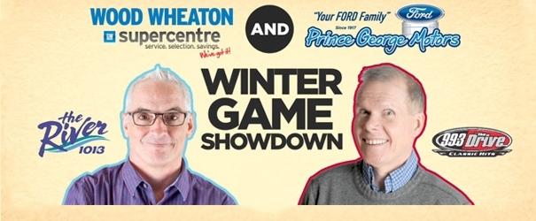 "The Wood Wheaton vs. PG Motors ""Winter Game"""