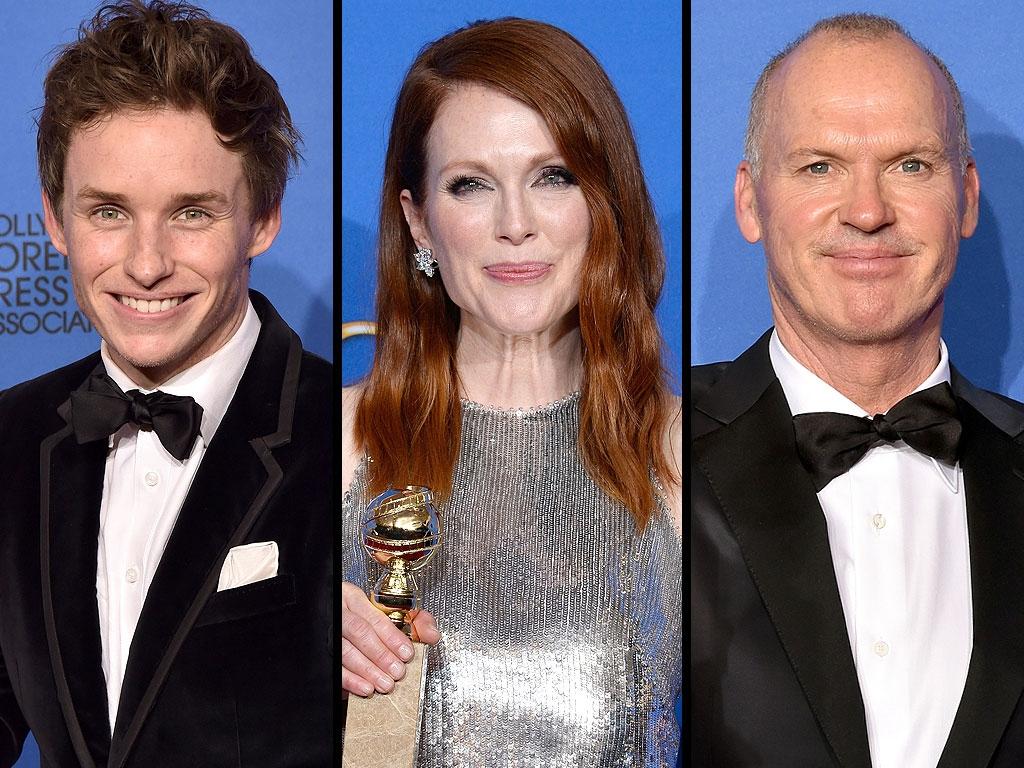 All the Golden Globe Winners - #ShortBuzzz