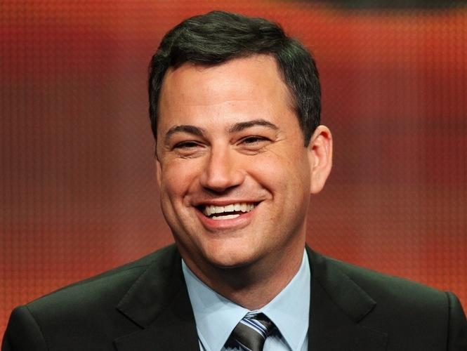 Jimmy Kimmel Wins the Oscars