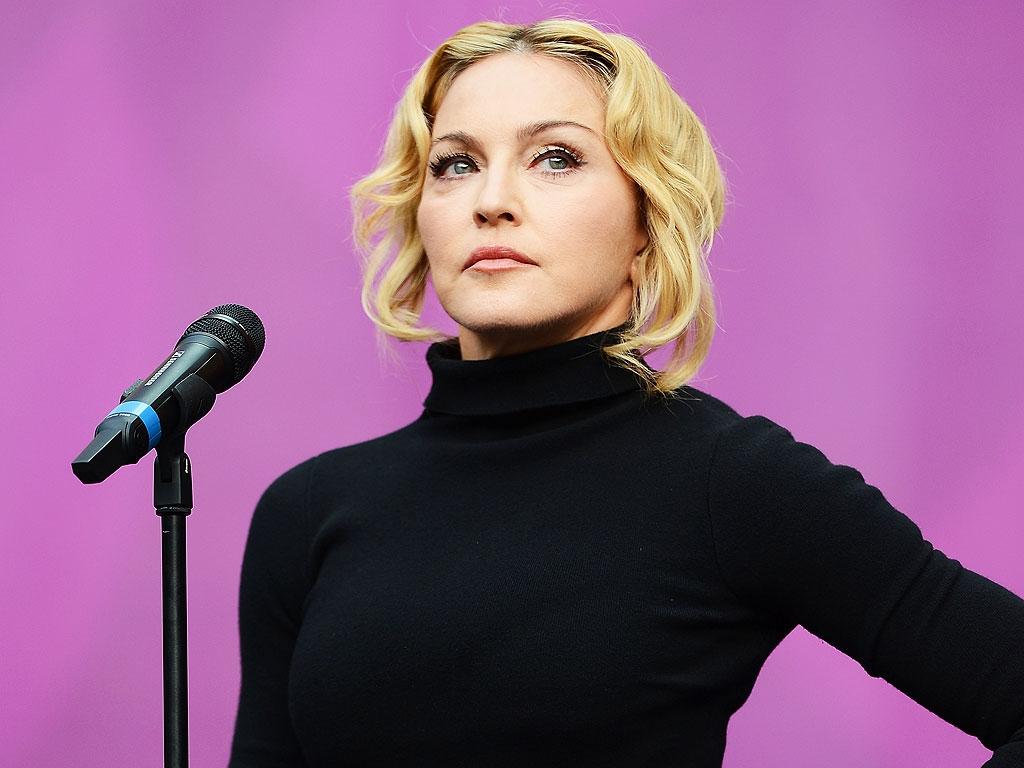 When not to text Madonna #ShortBuzzz
