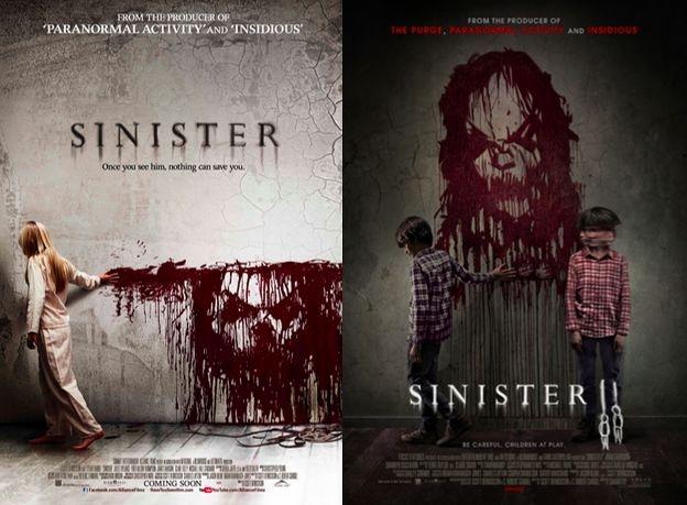 So, I saw Sinister 2...