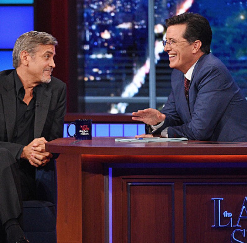 Colbert's first night - 6.6 Million!