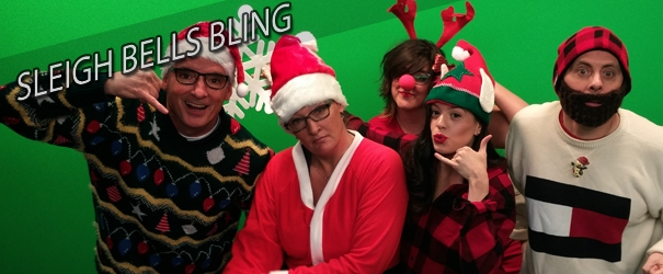 Sleigh Bells Bling- the video!