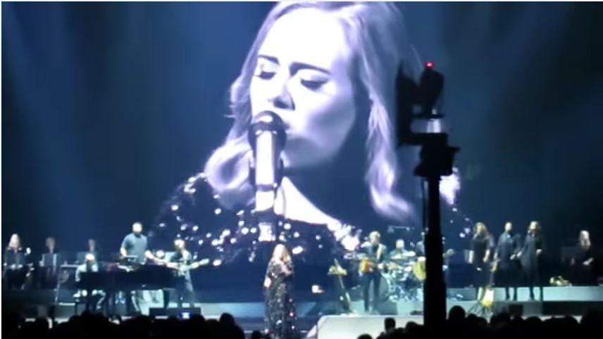 Adele, Drake, Nicki, Ed #ShortBuzzz