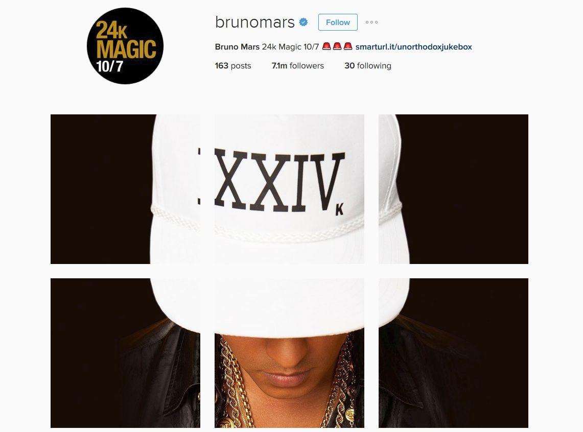 Bruno, The Voice, Bastille #ShortBuzzz