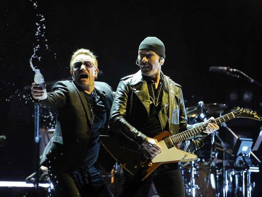 U2, Spotify, Kim #ShortBuzzz