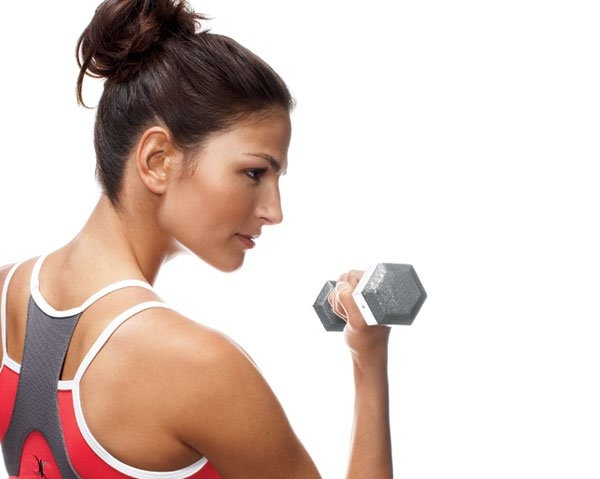 Good For You - Lift Those Weights!