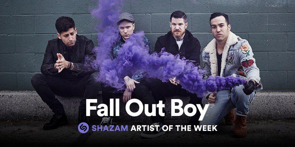 Fall Out Boy #ShortBuzzz