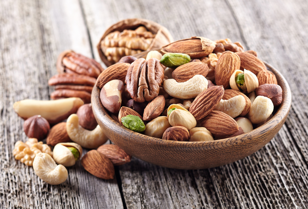 Good For You - The Benefits of Being Nutty