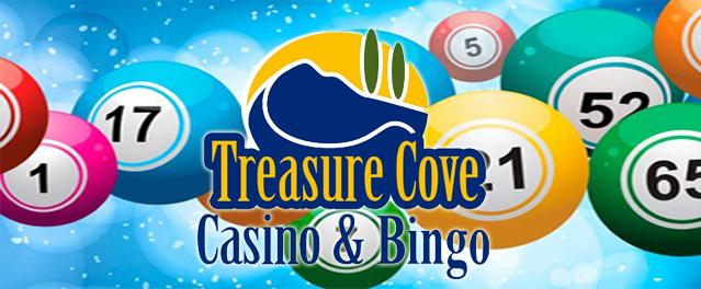 Treasure Cove Bingo