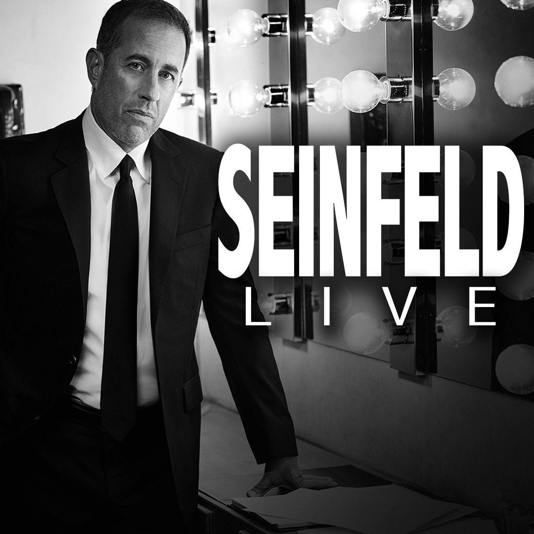 Seinfeld @CNCentre #CityofPG May 17th
