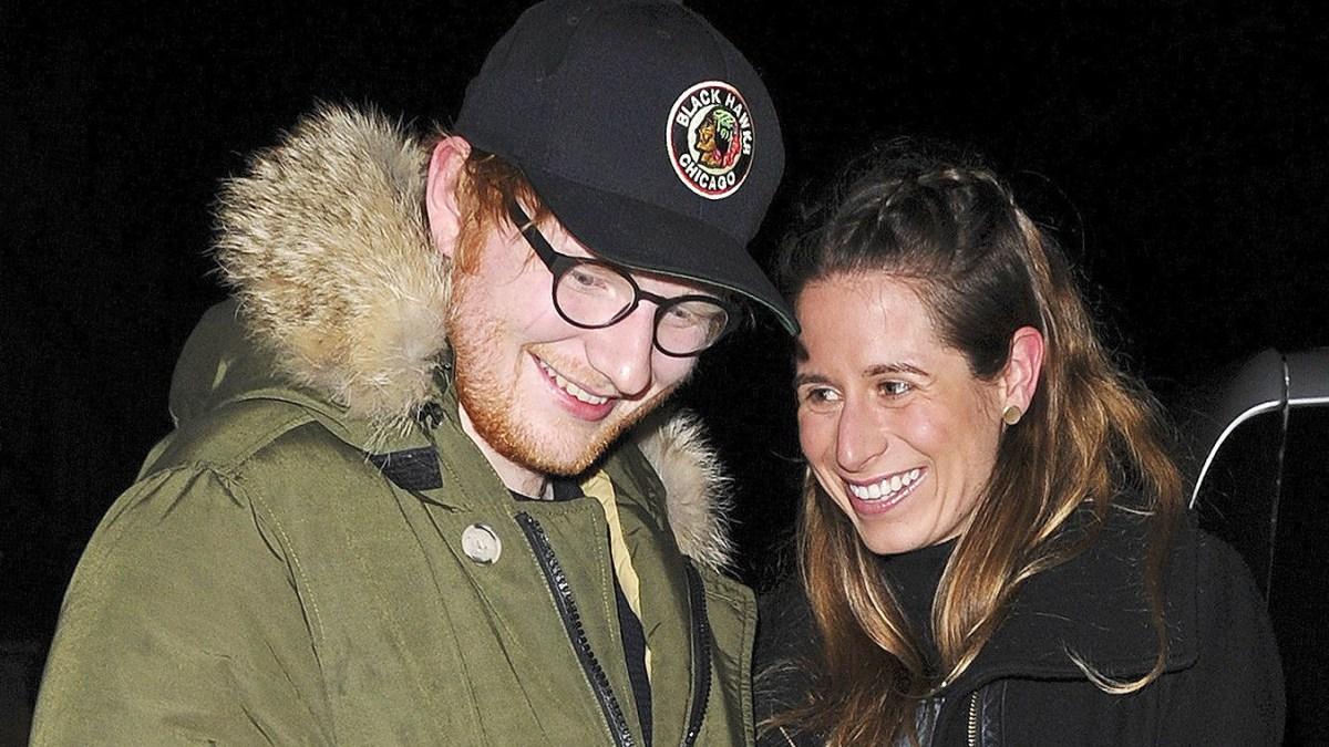 Ed Sheeran Engaged!