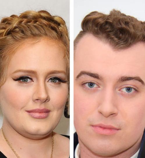 Adele, Sam, Sam, Adele