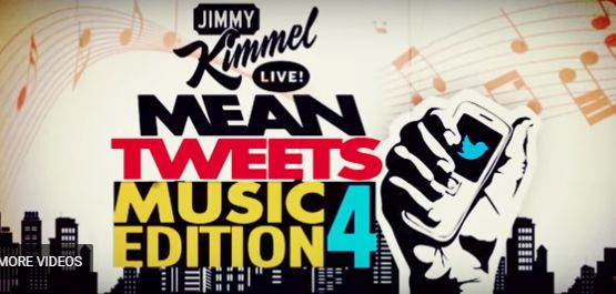 Mean Tweets - Music Edition