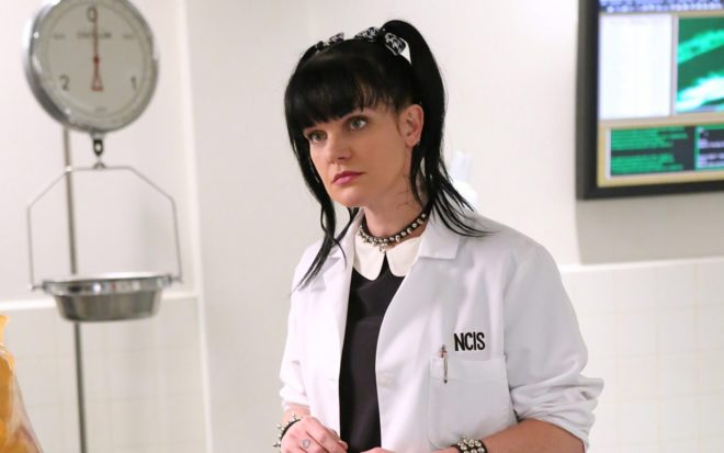 Most-Liked Star - Pauley Perrette