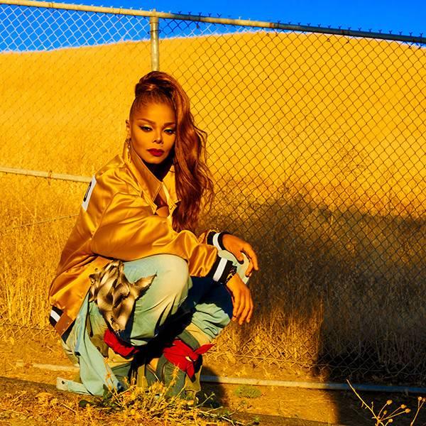 Janet Jackson - Icon Award