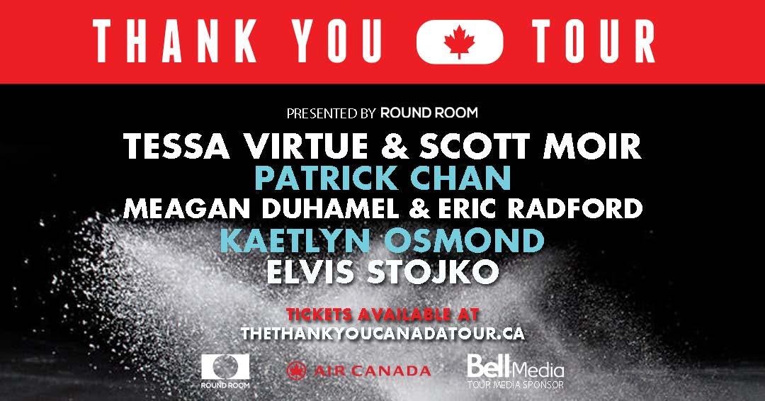 Thank You Canada Tour