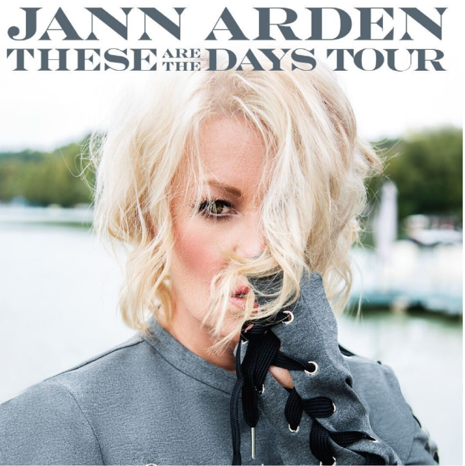 Jann Arden - These Are The Days Tour - #CityofPG