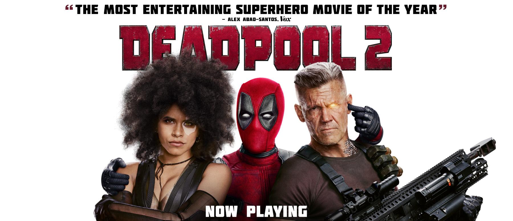 Deadpool vs. Kanye